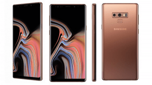 note 9 brown