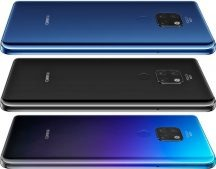 mate 20 color options