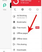 26 opera mini view offline pages