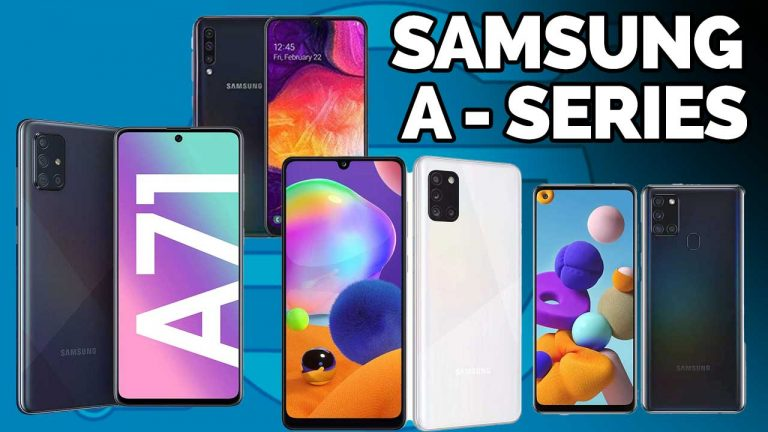 samsung a series phones
