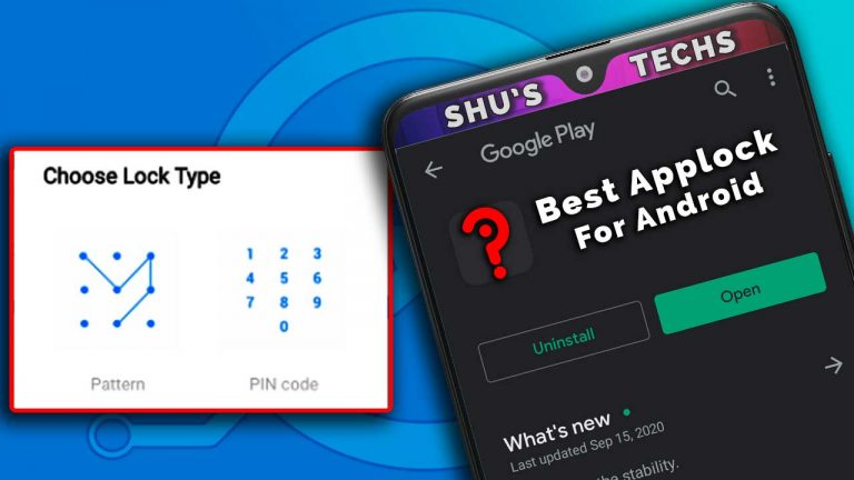 best android app lock app featured image